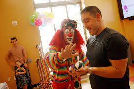 birthday party clowns clowns every occasion professional clowns creepy clown sensation saddens real clowns who only want to bring