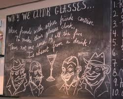 chalkboard paint ideas from restaurants