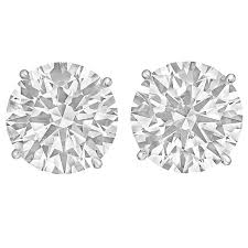 diamond stud earrings sale betteridge brilliant 40 carats diamond stud earrings for