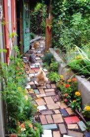 Walkway Garden Ideas Garden Design 25 Beautiful Garden Paths Ideas On Pinterest