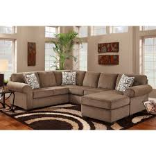 Chenille Sectional Sofas Sofa Chenilleional With Ottoman Brown Chenille