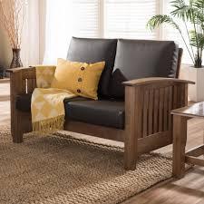 Faux Leather Living Room Set 5 Piece Living Room Set Home U0026 Interior Design
