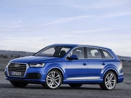 Audi Q7 Suv - audi q7 2016 to make debut at north american auto show in detroit