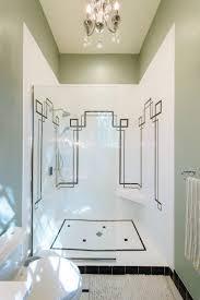 white tile bathroom paint color black and white tile bathroom
