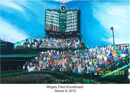 wrigley field wall mural home design ideas exceptional wrigley field boyu0027s room close up 1 here is a close up of the