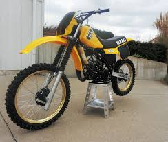 restored yamaha yz125 1982 photographs at classic bikes restored