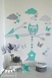 stickers chambre bébé garçon stickers muraux bebe sticker chambre fille oiseau tour de lit bb