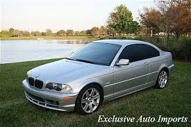 2002 325ci bmw 2002 used bmw 3 series 325ci 2dr cpe at exclusive auto imports