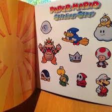 22 mario sticker star images paper mario