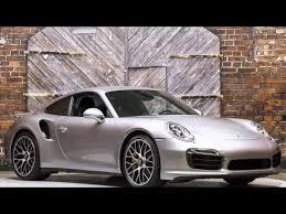 porsche 911 turbo silver 2016 porsche 911 turbo s coupe 991 g166095 cars of