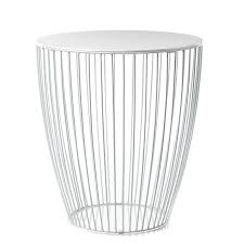 Adairs Side Table Home Republic Element Side Table White Furniture Side