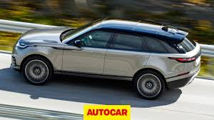 velar land rover range rover velar review is land rover u0027s new suv a match for the