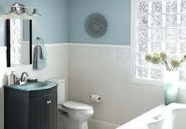 Blue Bathroom Fixtures Powder Blue Bathroom Ideas Bathroom Ideas Blue And White Bathroom