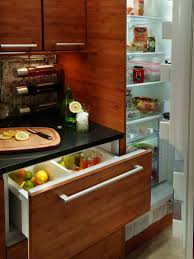 built in refrigerator differences momentum construction