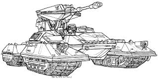 m808 main battle tank scorpion by dandelo1 on deviantart