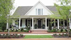 house plans with porches southern living cottage house plans best of southern living house