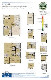 willam ryan homes tampa juniper floor plan tray ceiling feature