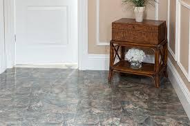 Sierra Slate Laminate Flooring Marble Stone Pattern Self Adhesive Peel N Stick Vinyl Floor Tile