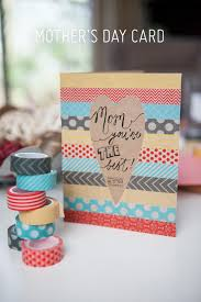 easy s day card ideas mothersday cardmaking papercraft
