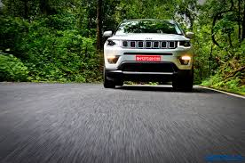 jeep compass 2017 trunk space jeep compass india review price specs mileage image gallery