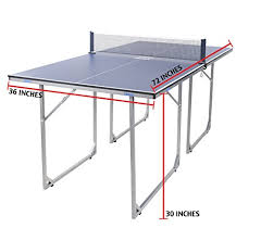 joola midsize table tennis table joola midsize table tennis table epic kids toys