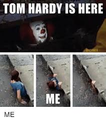 Ed Hardy Meme - tom hardy is here aashimca me tom hardy meme on me me