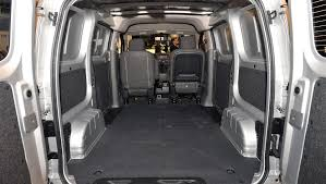 nissan cargo van nissan announces u s pricing for 2014 nv cargo van and nv
