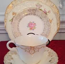 mismatched plates wedding vintage rentals for tea party bridal shower vintage rentals in pa