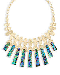 jewelry statement necklace images Mimi statement necklace in abalone shell kendra scott jpg
