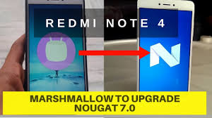 membuat file update zip android redmi note 4 update nougat android 7 0 no root officail methoed