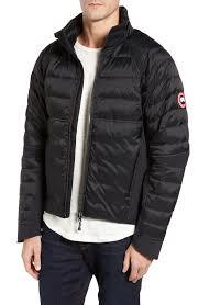canada goose hybridge perren packable down jacket nordstrom