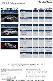 lexus is singapore price singapore motorshow 2017 lexus price list deals promotions and