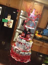 beer cake valentine u0027s day beer tower theblingyblonde com