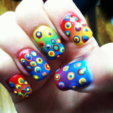 106 best crazy nail designs images on pinterest crazy nail