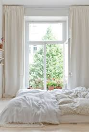 all white home interiors 20 beautiful black white bedrooms apartment therapy