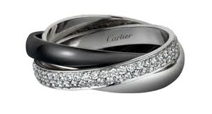 ceramic diamond rings images These are not your ordinary wedding rings luxury insider png
