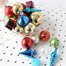 random colors shapes window decoration ornaments painted