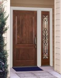modern custom front doors making custom front doors design