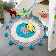 Crochet Bathroom Rug by Online Buy Wholesale Crochet Round Rug From China Crochet Round