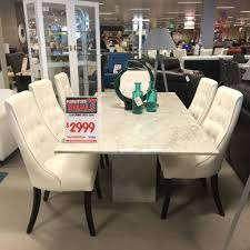 Marble Dining Room Tables Chair Coffee Table Harveys Patra Marble Dining And 6 Chairs Oak