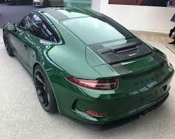 porsche 911 dark green green imgur