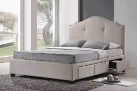 full size storage headboard home design clubmona elegant full size fabric headboard