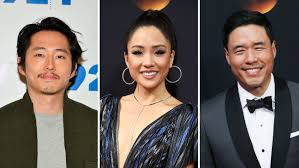 constance wu steven yeun randall park to celebrate 25th