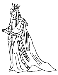 queen coloring pages clipart panda free clipart images