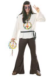 60 s halloween costume ideas groovin u0027 hippie costume mens 60s hippie halloween costumes