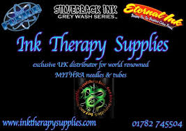 ink therapy supplies tattoo unit 5 stoke on trent phone