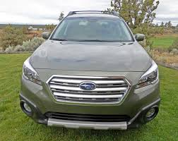 subaru wilderness green 2015 subaru outback a roomy capable crossover suv review the