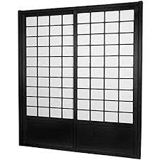 Shoji Sliding Closet Doors Furniture 7 Ft Zen Shoji Sliding Door