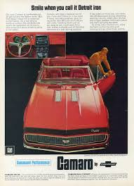 Vintage Ford Truck Advertisements - 45 awesome vintage chevrolet camaro ads u2013 feature u2013 car and driver