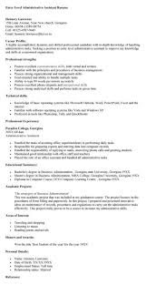 Office Staff Resume Sample by Administrative Assistant Resume Quickbooks